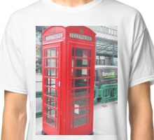 Telephone Booth Classic T-Shirt