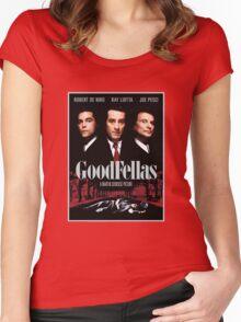 Goodfellas Women's Fitted Scoop T-Shirt