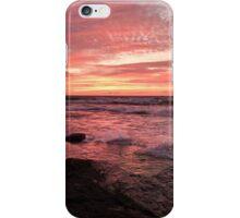 Lake Ontario Sunset iPhone Case/Skin
