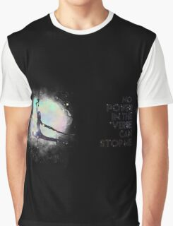 River Tam - No Power in the 'Verse (Colorful Cosmos) Graphic T-Shirt