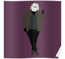 Plus Size Halloween - Friday the 13th Poster