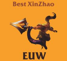 Best Xin Zhao EUW by PrettyPictures