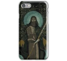 Solas Tarot Card 2 iPhone Case/Skin