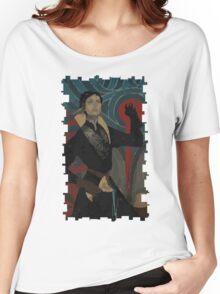 Cassandra Tarot Card 2 Women's Relaxed Fit T-Shirt