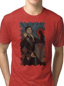 Cassandra Tarot Card 2 Tri-blend T-Shirt