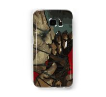 Iron Bull Tarot Card 2 Samsung Galaxy Case/Skin