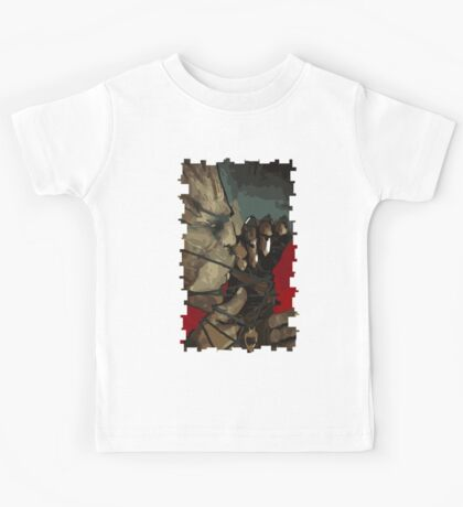 Iron Bull Tarot Card 2 Kids Tee
