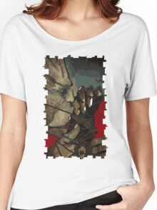 Iron Bull Tarot Card 2 Women's Relaxed Fit T-Shirt
