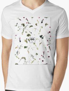 Girls' Generation (SNSD) Flower 2016 Mens V-Neck T-Shirt