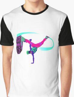 80´s Dancing Graphic T-Shirt