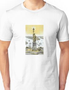 Vintage Statue of Liberty  Unisex T-Shirt