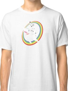 Narwhal Rainbow Classic T-Shirt