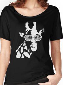 Party Giraffe Women's Relaxed Fit T-Shirt