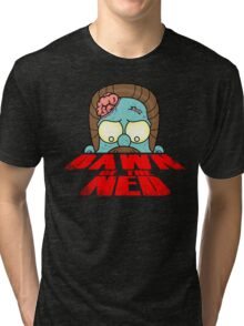 Dawn of the Ned Tri-blend T-Shirt