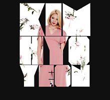 Girls' Generation (SNSD) Hyoyeon Flower Typography Unisex T-Shirt