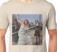 No escaping now mmmhahah Unisex T-Shirt