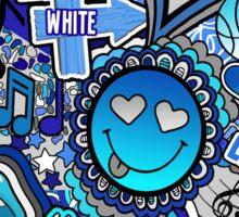 Camp Starlight Collage Sticker