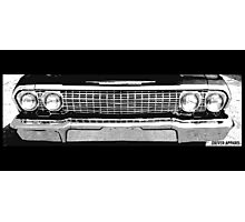 62 Impala Photographic Print