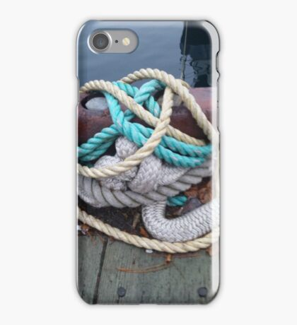 Knotted iPhone Case/Skin