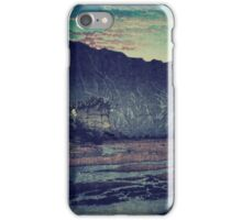 As the Day Fades in Keniku iPhone Case/Skin