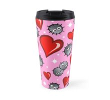 Hearts for Soot Sprites Travel Mug