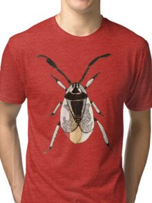 Weird Bug Insect Cool Random Cute Tri-blend T-Shirt
