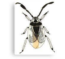 Weird Bug Insect Cool Random Cute Canvas Print