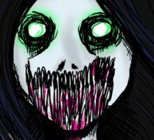 Freaky Looking Marceline Sticker