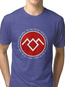 Twin Peaks - Fire Walk with Me Tri-blend T-Shirt
