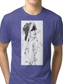 KEITH RICHARDS Tri-blend T-Shirt