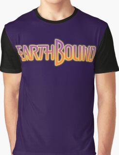 Earthbound Title Screen Graphic T-Shirt