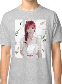Girls' Generation (SNSD) Sunny Flower Typography Classic T-Shirt