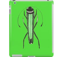 Cute Green Bug Insect Cool Gift Fashion iPad Case/Skin