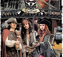 Pirates of the Universe by kayve