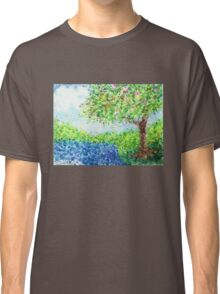 Flowering Tree for Janice Classic T-Shirt