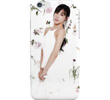 Girls' Generation (SNSD) Tiffany Flower Typography iPhone Case/Skin