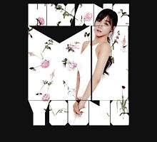 Girls' Generation (SNSD) Tiffany Flower Typography T-Shirt