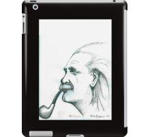 Ein Stein, Albert iPad Case/Skin