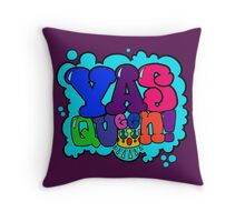Yas Queen! Broad City Inspired Throw Pillow