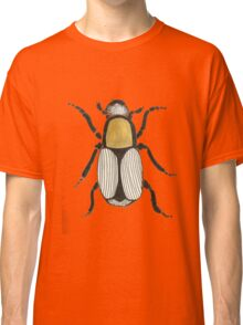 Cool Cute Bug Insect Drawing Classic T-Shirt