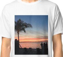 Floridian Sunset Classic T-Shirt