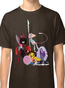 Steven Universe Meets Pokemon Classic T-Shirt