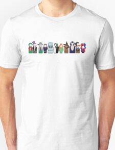 Rogues Gallery Unisex T-Shirt