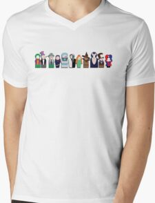 Rogues Gallery Mens V-Neck T-Shirt