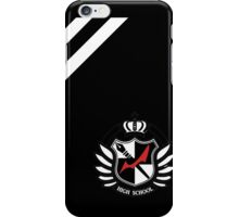 Hopes Peak Academy iPhone Case/Skin
