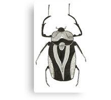 Bug Cute Cool Random Pretty Illustration Canvas Print