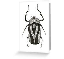 Bug Greeting Card