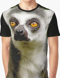 LEMUR-2 Graphic T-Shirt
