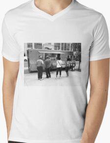 New York Street Photography 65 Mens V-Neck T-Shirt