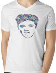 hologram elvis presley Mens V-Neck T-Shirt
